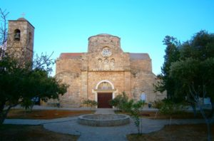 St Barnabas Monastery - North Cyprus International - North Cyprus Property Agents