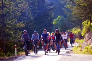 Bicycle Activity - North Cyprus