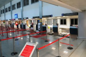 North Cyprus International Ercan Airport Upgrade