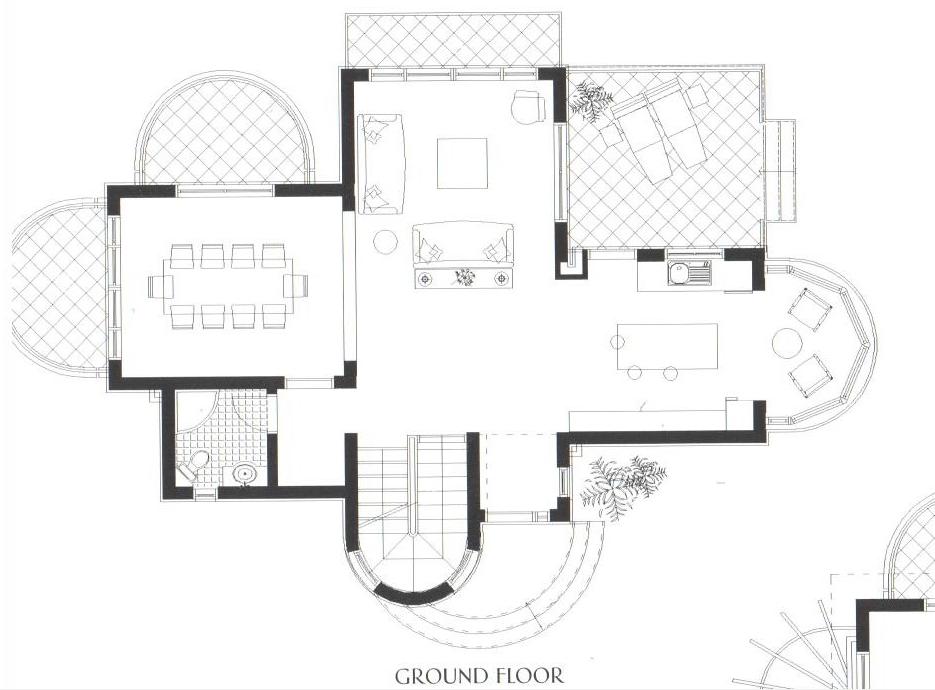 3 Bedroom Ottoman Villas North Cyprus Property