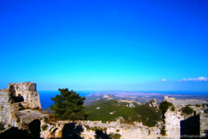 Kantara Castle - Karpaz - North Cyprus