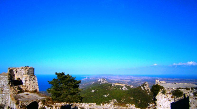 Kantara Castle - Karpaz - North Cyprus