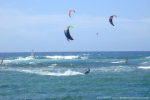 North Cyprus Activity holidays - Kite Surfing