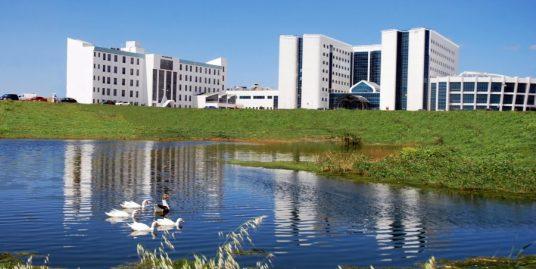 Near East University Hospital - North Cyprus