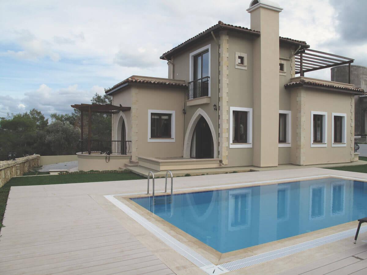 3 Bedroom Ottoman Villa