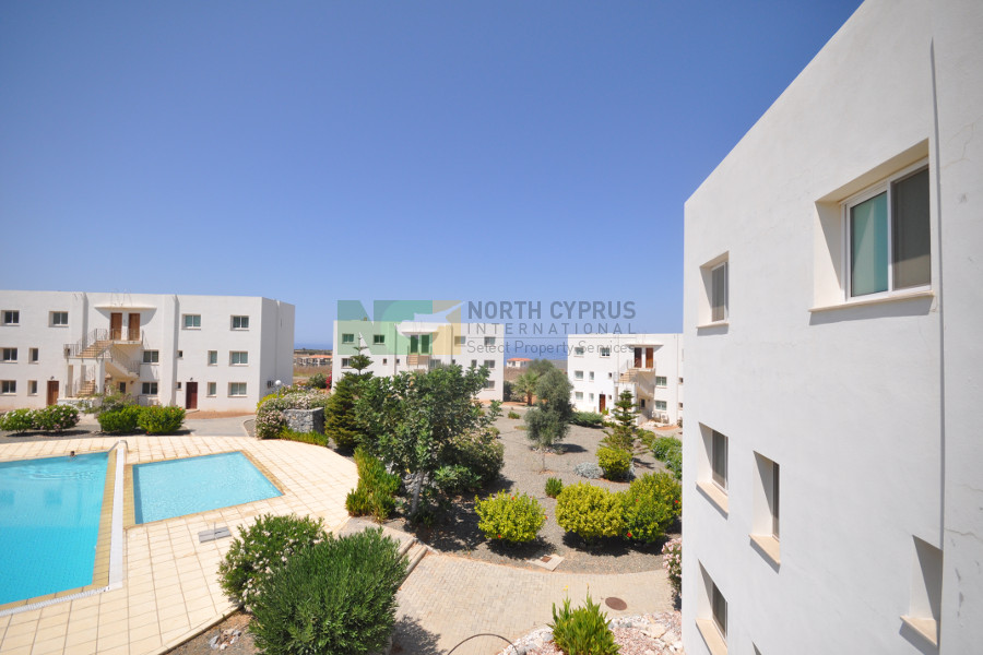 Bahceli Bay Penthouse – 2 Bed with 5 year mortgage