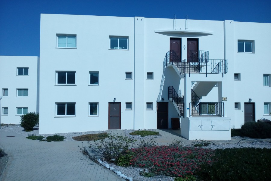 ... Bahceli Bay Garden Apartments 2   North Cyprus Property ...