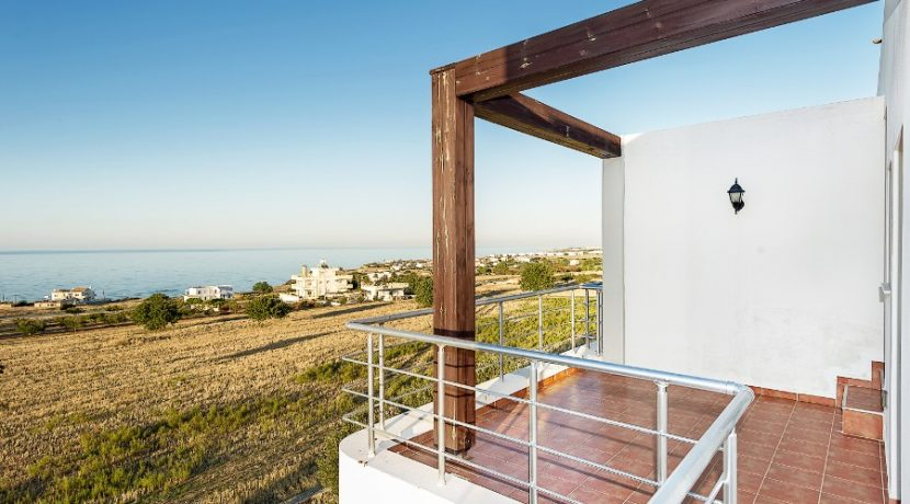 Bahceli Seaview Garden Apartment 6 - North Cyprus Property