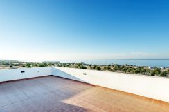 Bahceli Seaview Garden Apartment 9 - North Cyprus Property