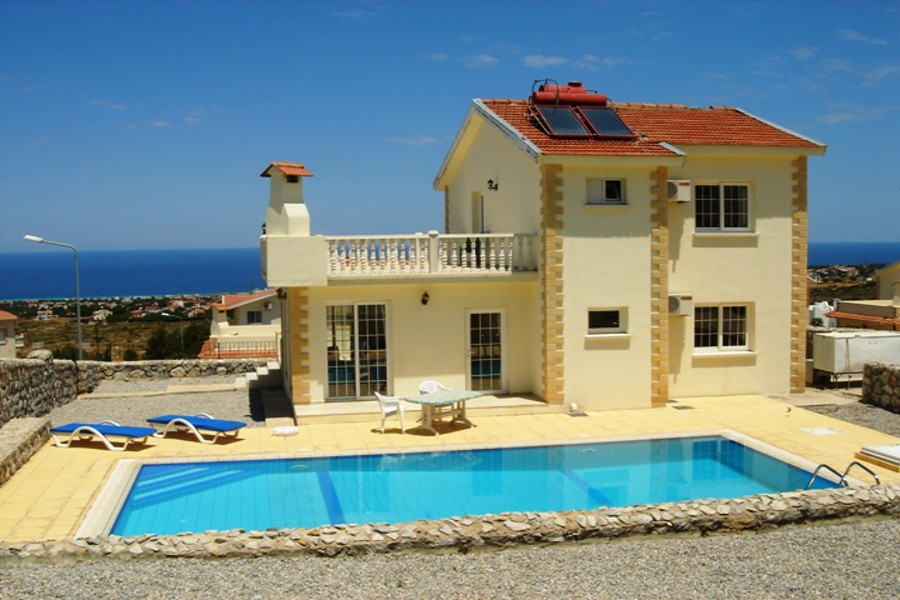Catalkoy Lemon Villa – 4 Bed