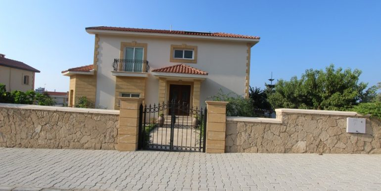 Catalkoy Lemon Villa X26 - North Cyprus Properties