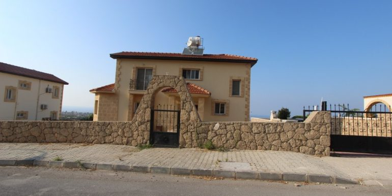 Catalkoy Lemon Villa X27 - North Cyprus Properties