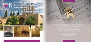 Bellapis Music Festival Brochure