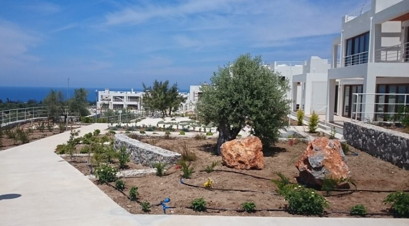 Golf View Luxury Apartments 3 -North Cyprus Property