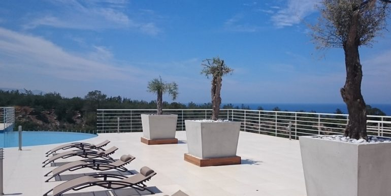 Golf View Luxury  Apartments 4 -North Cyprus Property