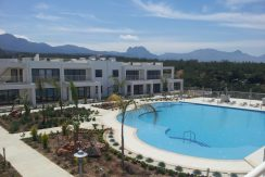 Golf View Luxury Garden Apartment 1 -North Cyprus Property