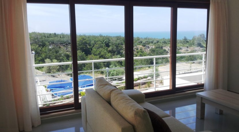 Golf View Luxury Penthouse 2 - North Cyprus Property