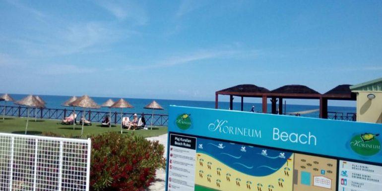 Korineum Beach 4 - North Cyprus