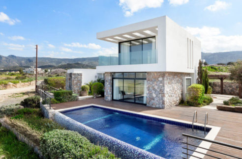 Bahceli Coast Luxury Seaview Villas - North Cyprus Property 1