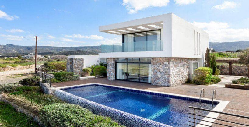 Bahceli Coast Luxury Seaview Villas - North Cyprus Property 1