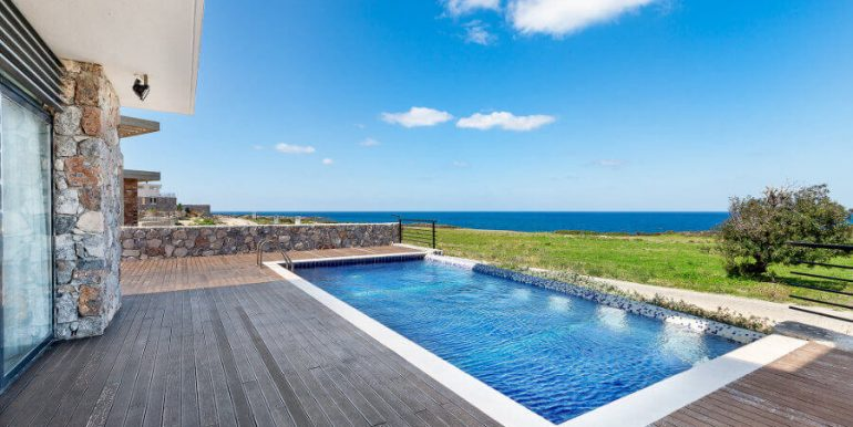 Bahceli Coast Luxury Seaview Villas - North Cyprus Property 11