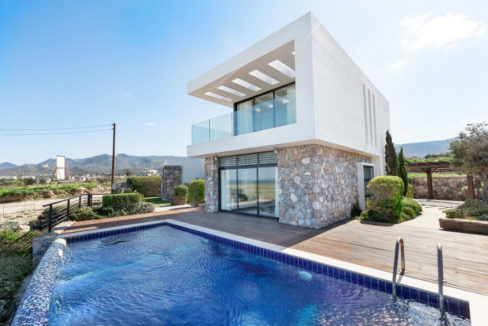 Bahceli Coast Luxury Seaview Villas - North Cyprus Property 16