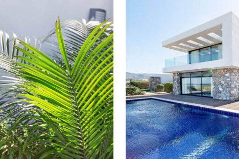 Bahceli Coast Luxury Seaview Villas - North Cyprus Property 25