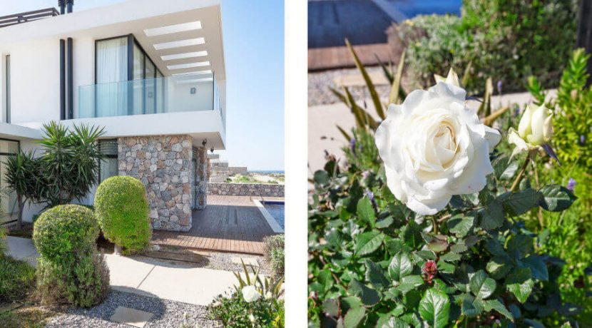 Bahceli Coast Luxury Seaview Villas - North Cyprus Property 27