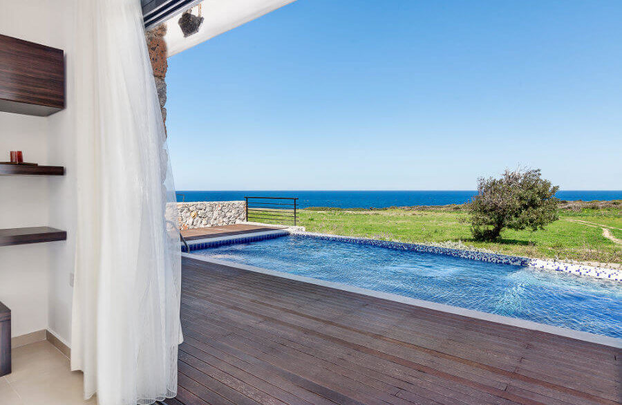 Bahceli Coast Luxury Seaview Villas - North Cyprus Property 29