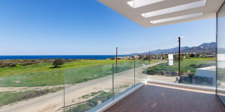 Bahceli Coast Luxury Seaview Villas - North Cyprus Property 37