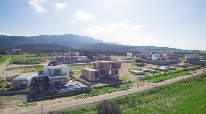 Bahceli Coast Luxury Seaview Villas - North Cyprus Property 44