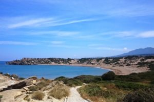 Alagadi Turtle Beach - North Cyprus
