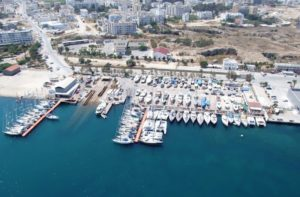North Cyprus Marinas - Delta Marina