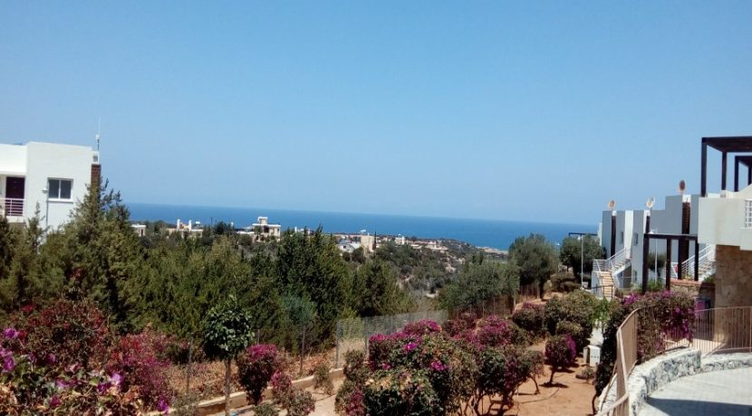 Paradise Hillside Garden Apartment X14 - North Cyprus Property
