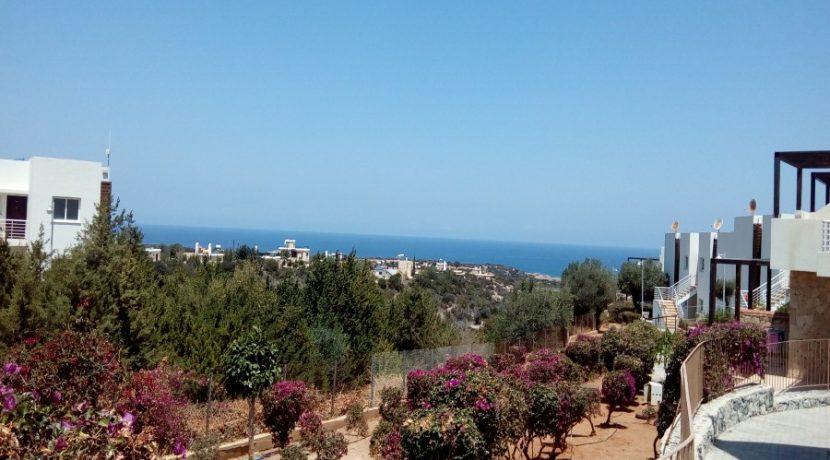 Paradise Hillside Garden Apartment X14 - North Cyprus Property