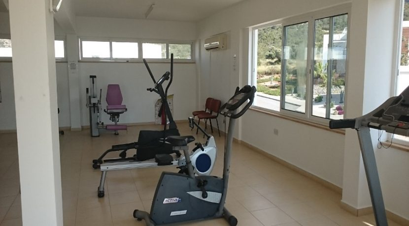 Paradise Hilside Apartments F2 - North Cyprus