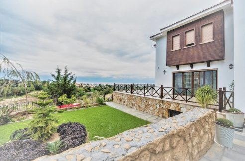 Azure View Bellapais Villa - North Cyprus Property E1