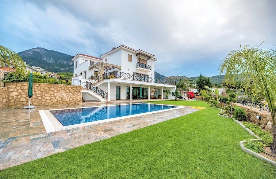 Azure View Bellapais Villa - North Cyprus Property E3