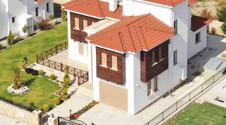 Azure View Bellapais Villa - North Cyprus Property Z1