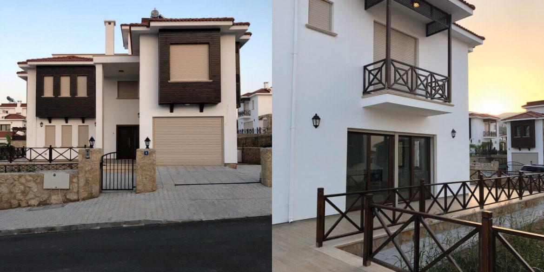 Azure View Bellapais Villa - North Cyprus Property Z11