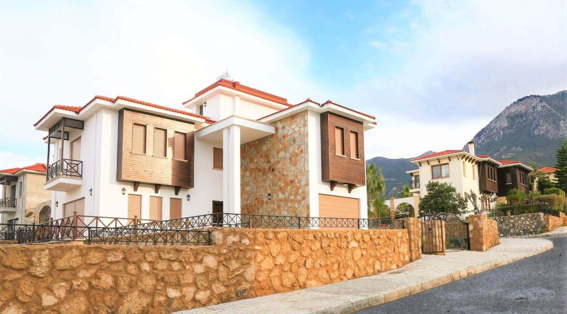 Azure View Bellapais Villa - North Cyprus Property Z12