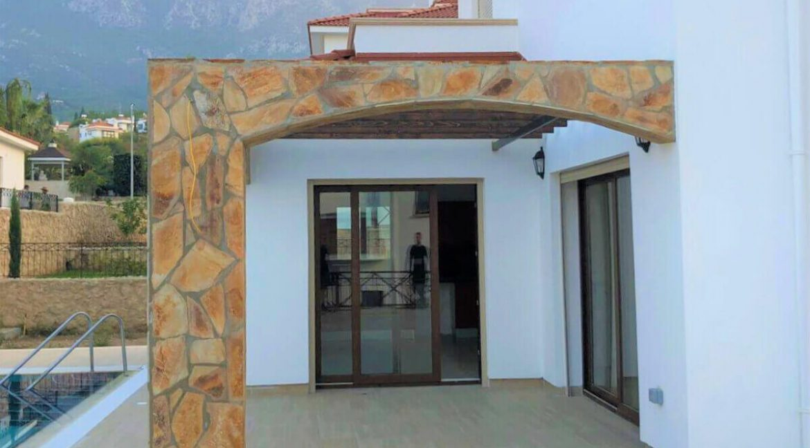 Azure View Bellapais Villa - North Cyprus Property Z14