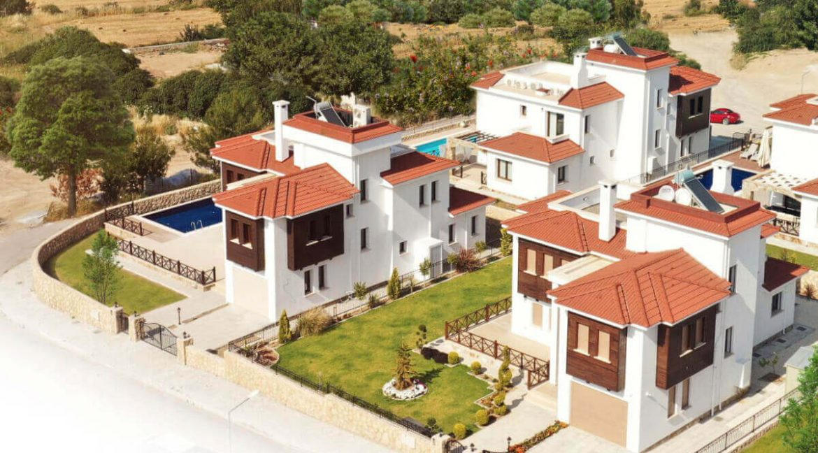 Azure View Bellapais Villa - North Cyprus Property Z2