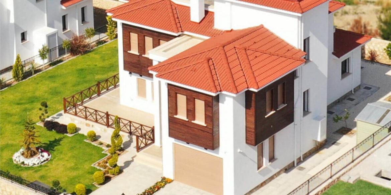 Azure View Bellapais Villa - North Cyprus Property Z2