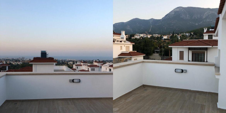 Azure View Bellapais Villa - North Cyprus Property Z25