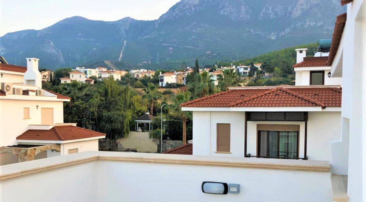Azure View Bellapais Villa - North Cyprus Property Z7