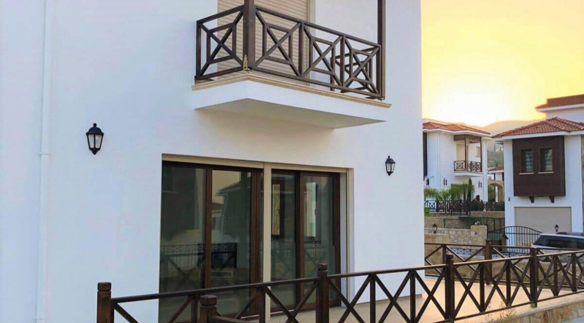 Azure View Bellapais Villa - North Cyprus Property Z8