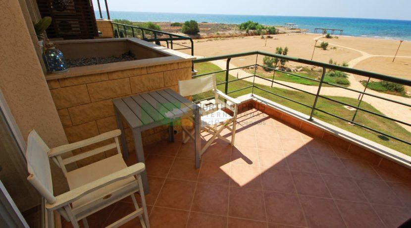 Bafra Beachfront Apartment - 1 B 19 - North Cyprus