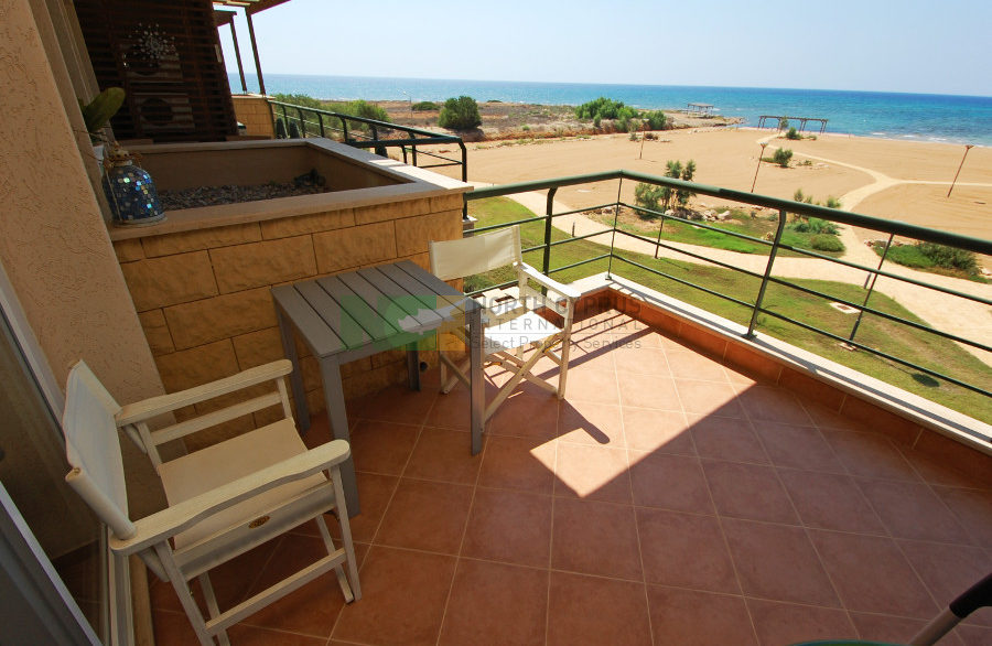 Bafra Beachfront Apartment - 1 B 19 - North Cyprus