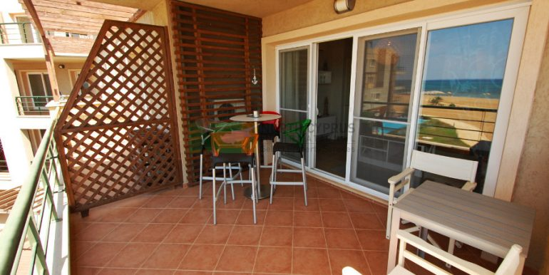Bafra Beachfront Apartment - 1 B 21 - North Cyprus